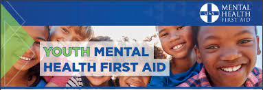 Youth Mental Health First Aid for VT School Staff. USE CODE AOELEA